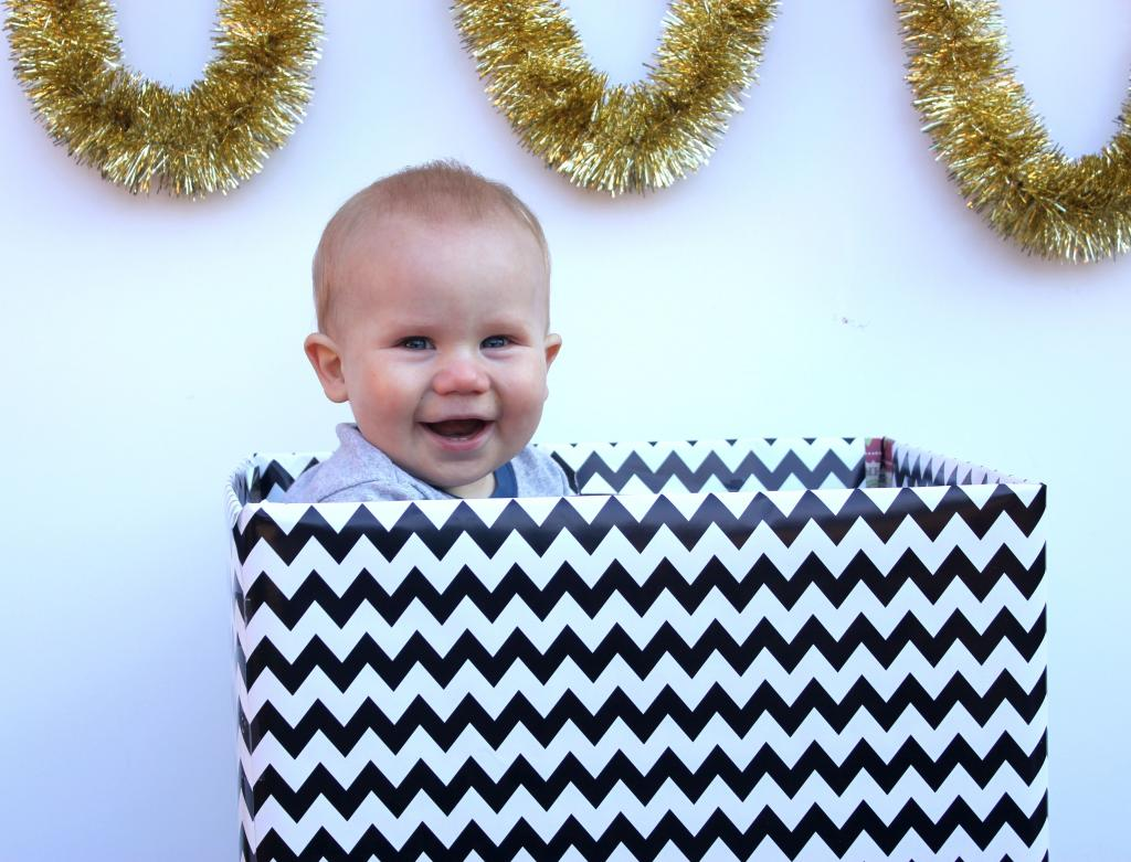Baby Gifts For Christmas 2014 : The best gifts for baby s first christmas lines across